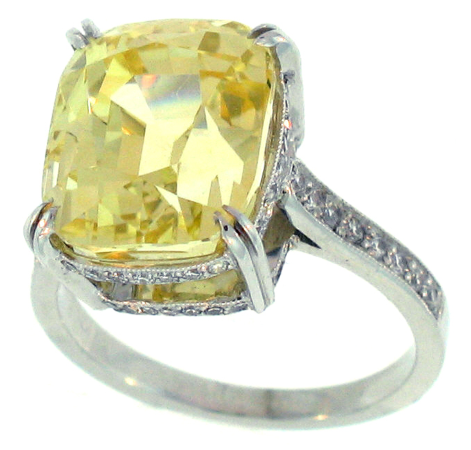 fancy emerald lab yellow item created diamonds intense cut shape